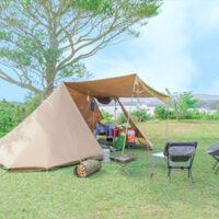 キャンプに対応する保険とは?